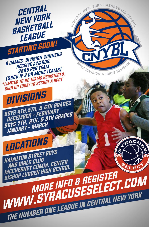 Central New York Basketball League