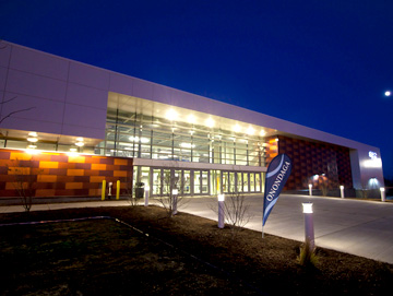 SRC Center on The Campus of Onondaga Community College