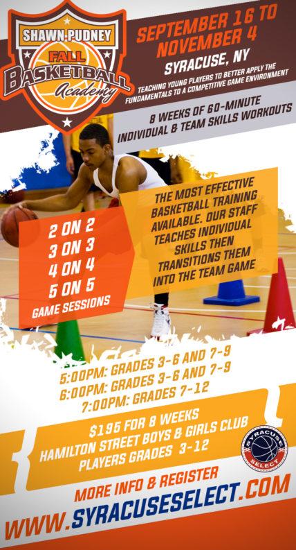 Fall Basketball Academy