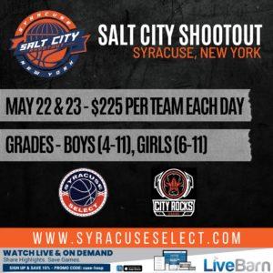 2021 Salt City Shootout