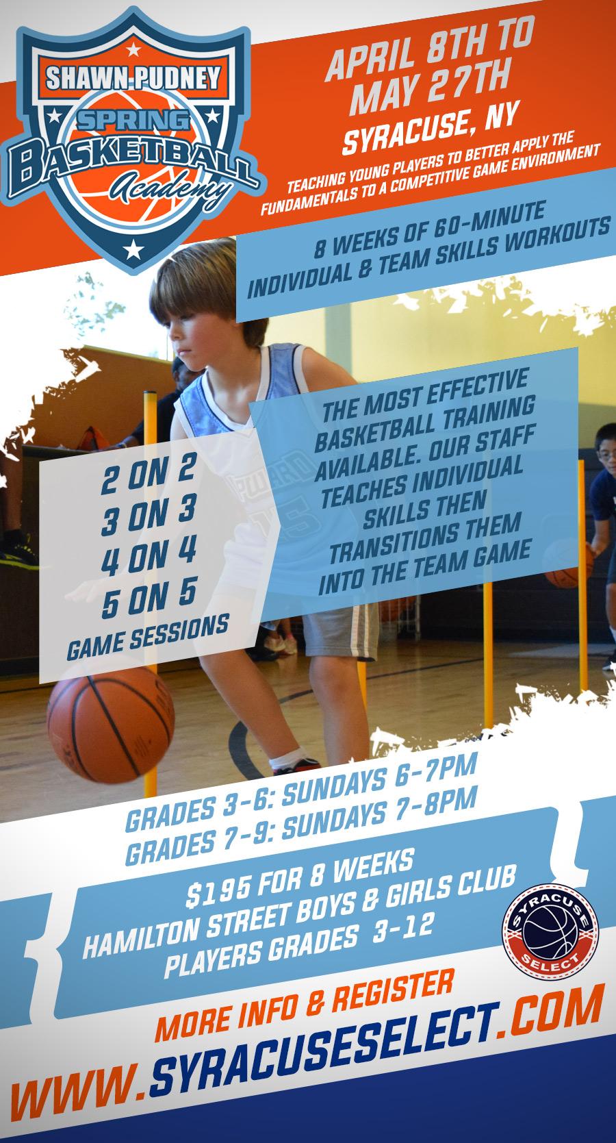 Spring Basketball Academy