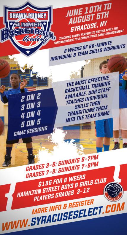 Summer Basketball Academy