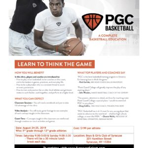 Point Guard College Registration Now Open (Only The 1st 80 Players) 60 Spots Taken Already!