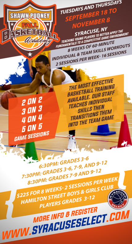 Fall Basketball Academy