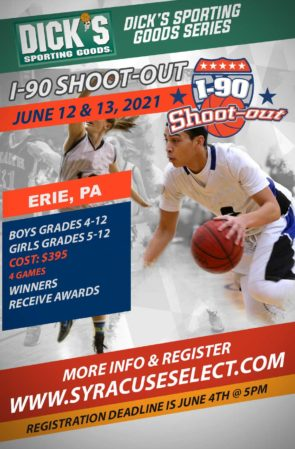 I-90 Shoot-Out- 6/12 & 6/13, Erie, PA