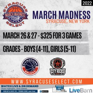 2022 March Madness March