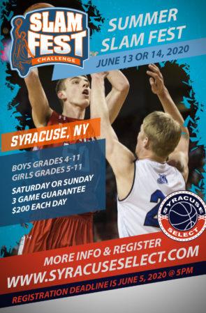 Summer Slam Fest (June 13&/0r 14, 2020)