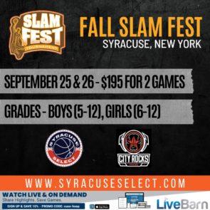 2021 Fall Slam Fest