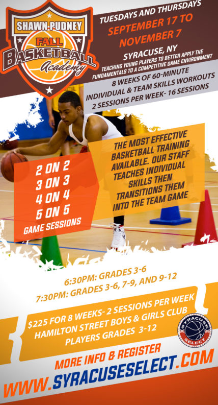 Fall Basketball Academy Registration Is Now Open