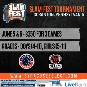 2021 Scranton Slam Fest