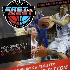 East vs. West Best of The Of The Best     (April 24th & 25th, 2021)