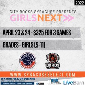 2022 GIRLS NEXT BASKETBALL