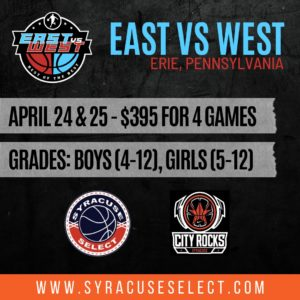 2021 East vs West