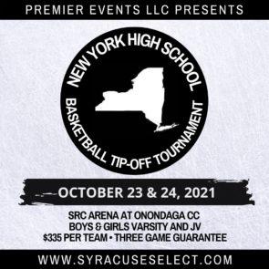 2021 New York State High School Pre-Season Tournament  On The Campus Of Onondaga Community College