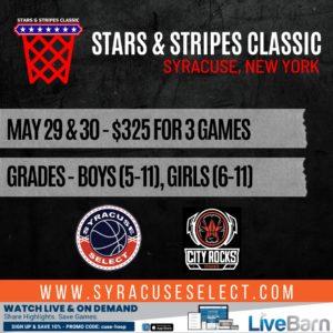 2021 Stars & Stripes Classic