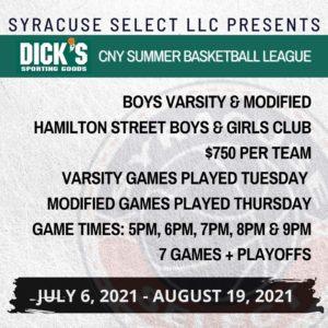 Summer Basketball League