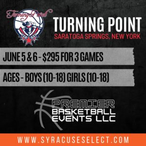 2021 Turning Point Tournament