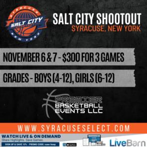 Salt City Shootout